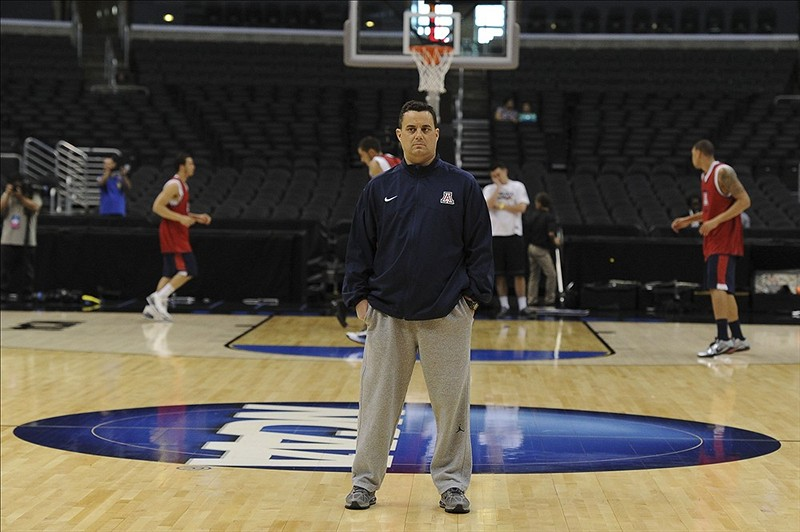 pac-12-referee-ed-rush-resigns-arizona-sean-miller