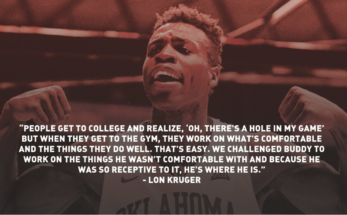buddy hield s work ethic pickandpop net good article by dana o neil from back in on the work ethic that has triggered buddy hield s rapid improvement from 7 8 points per game as a freshman