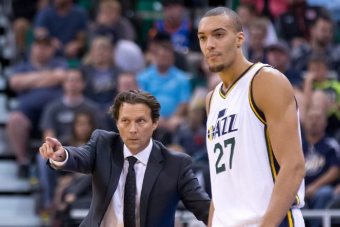 The Best Center in NBA? Rudy Gobert!