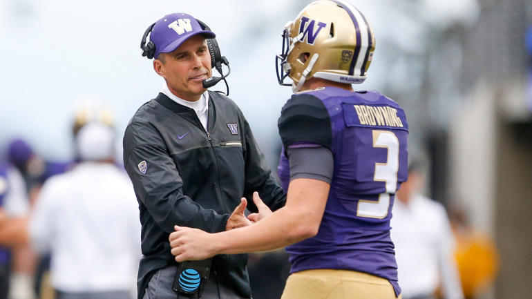Image result for chris petersen washington