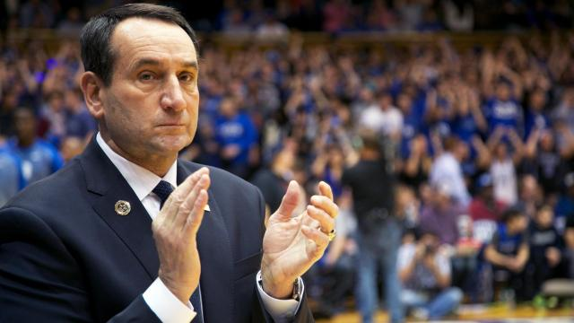 coach k Coach k coach mike krzyzewski is the founder and inspiration of the emily k center his mother, emily, is his inspiration a polish immigrant who grew up in western pennsylvania, emily raised her family in a poor, racially diverse neighborhood on chicago's north side.
